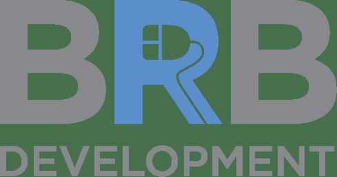 logo brb development